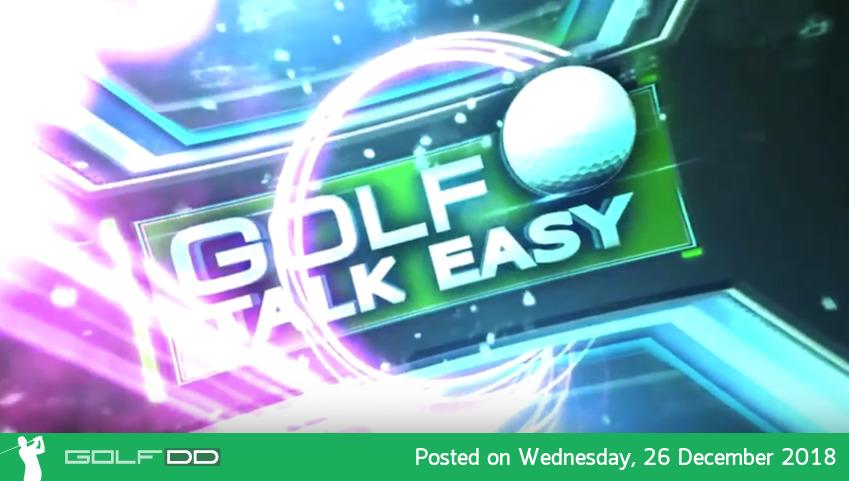 Golf Talk Easy - ทำไมการตีลูกที่ หน้าสูง ถึงต้องเผื่อขวา แต่จะมากหรือน้อยแค่ใหนจะรู้ได้โดยใช้หลอดดูดน้ำธรรมดาก็รู้แล้วว่าต้องเล็งยังไง