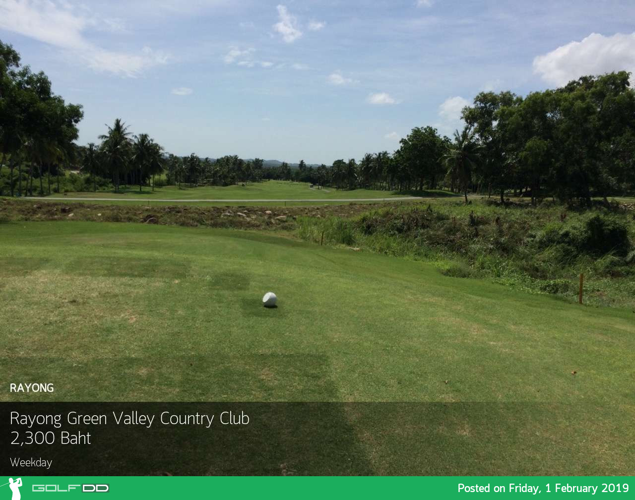 Rayong Green Valley Country Club ระยอง