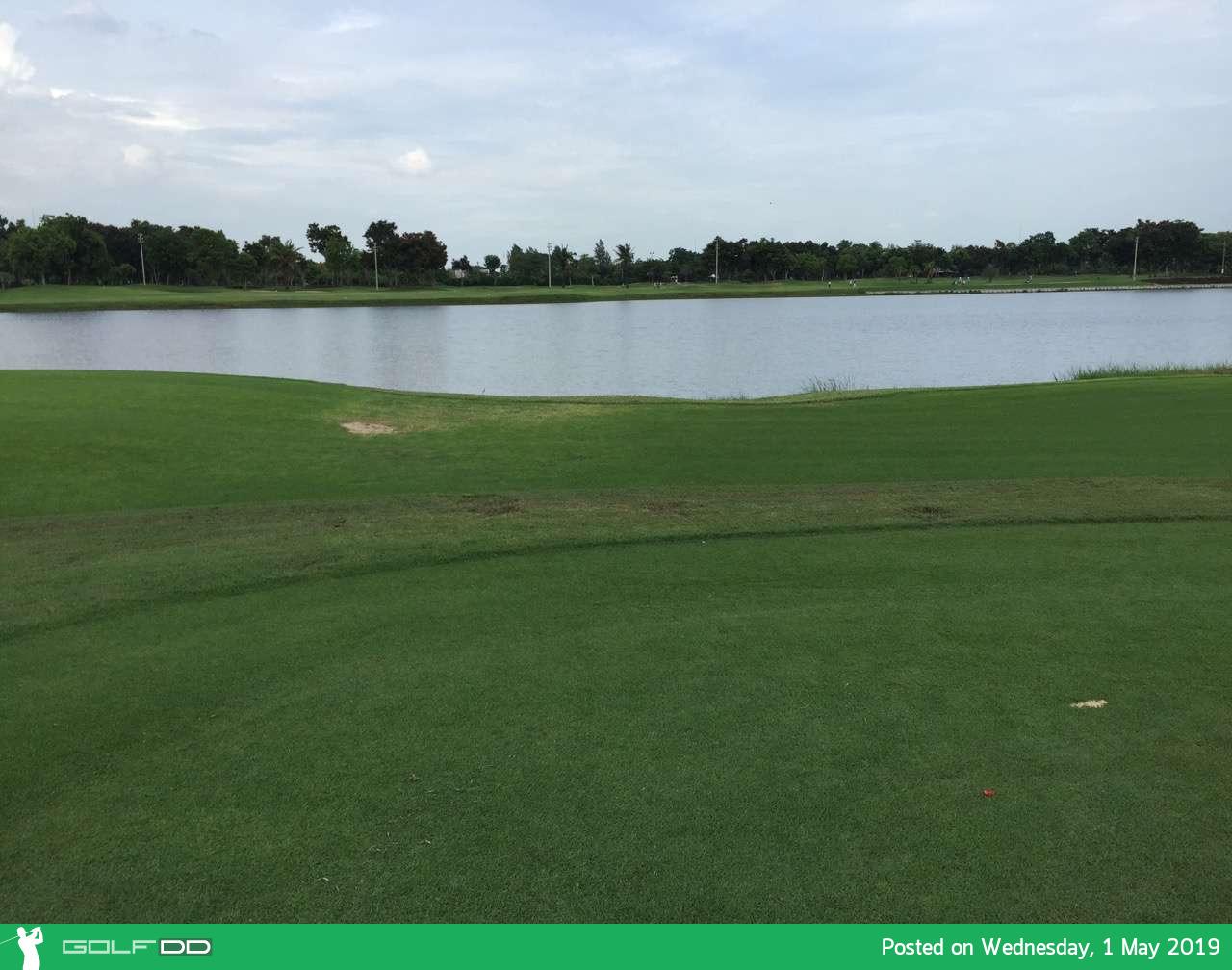 วันแรงงาน ออกรอบ ดูนกในกรุงเทพที่ The Legacy Golf Club
