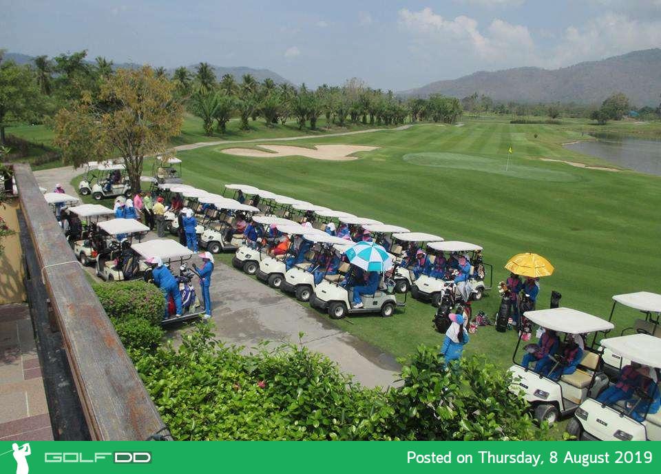 ออกรอบสนุก เดินทางสบาย ออกรอบที่ Pleasant Valley Golf & Country Club ชลบุรี พร้อม Booking Teetime กับ golfdd จ่ายเงินที่สนามได้เลย
