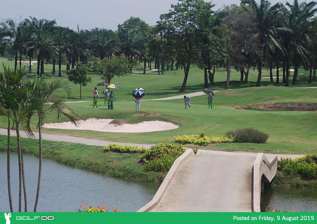 วันศุกร์ ใช้ชีวิตให้สุขที่ Thanya Golf Club ลำลูกกา ปทุมธานี พร้อม Booking Teetime กับ golfdd จ่ายเงินที่สนามได้เลย