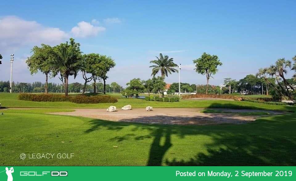 อยู่กรุงเทพฯ ก็ออกรอบท่ามกลางธรรมชาติได้ที่ The Legacy Golf Club Booking Teetime กับ golfdd จ่ายเงินที่สนามได้เลย