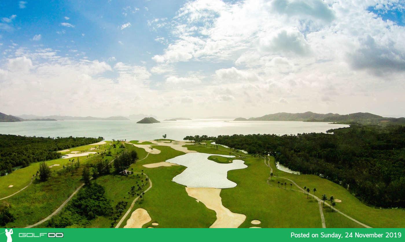 ทัวร์เกาะสวรรค์ ตีกอล์ฟที่ Mission Hills Phuket Golf Resort
