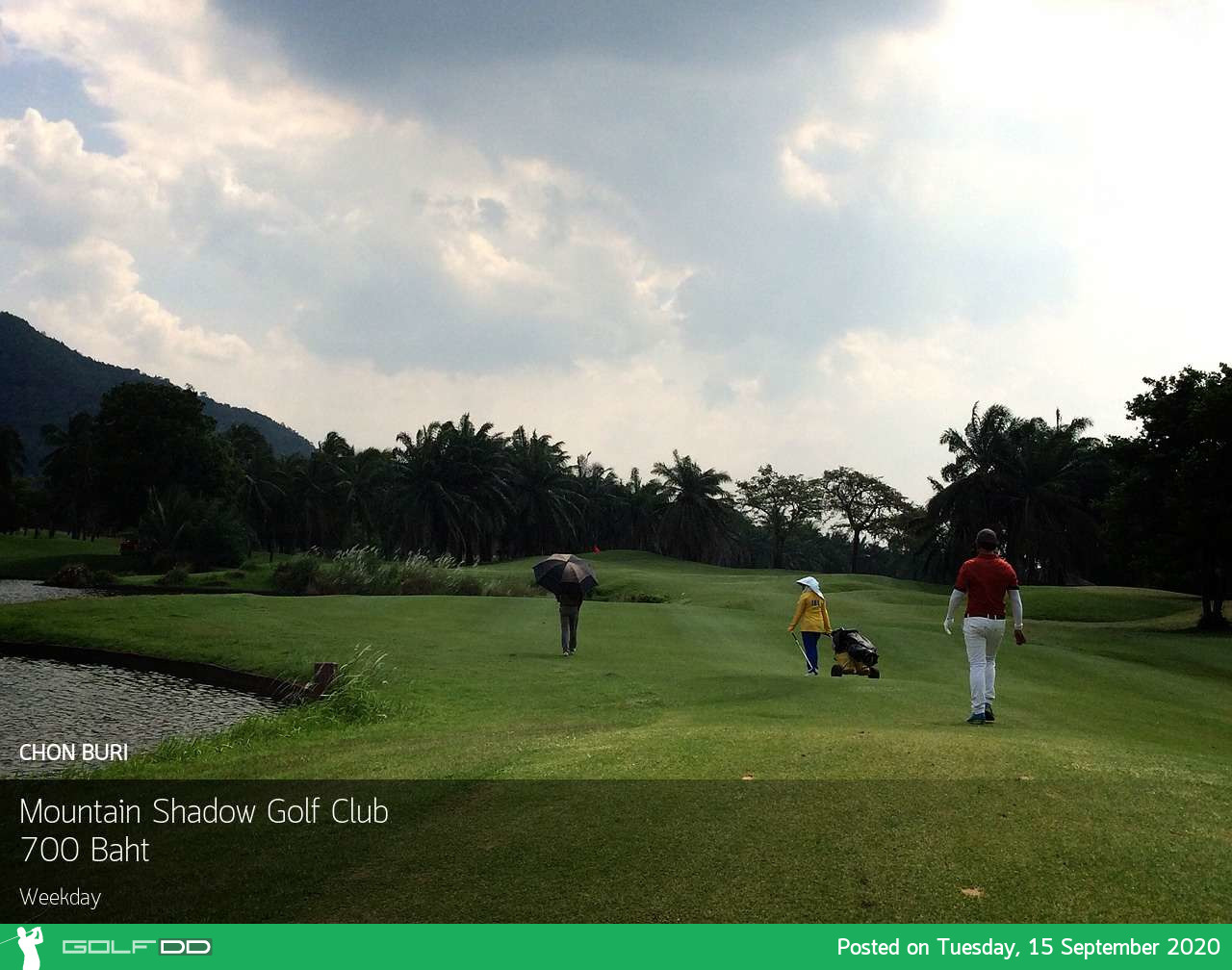Mountain Shadow Golf Club สนามดีประจำจังหวัดชลบุรีพร้อมให้บริการโปรโมชั่นดีดีต้องที่นี้