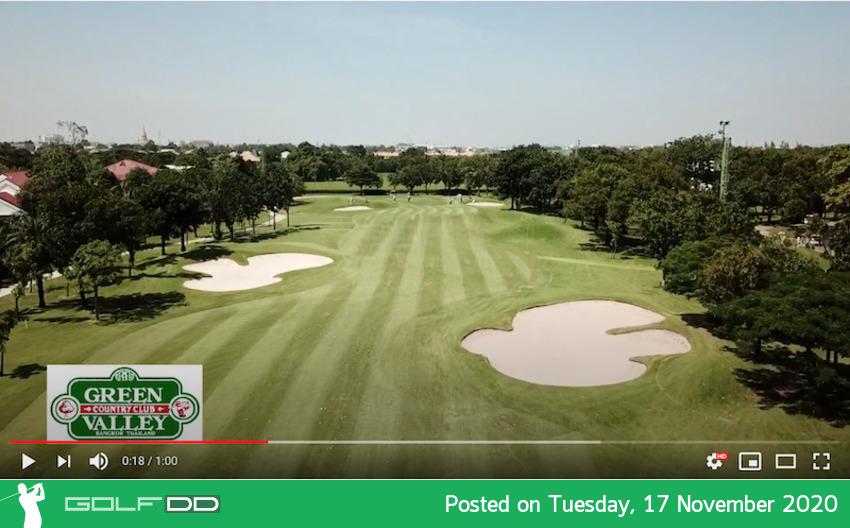 คุณภาพสนามกอล์ฟ กรีนวัลเลย์ จากคลิป พร้อม ราคาพิเศษ กรีนฟี 600 บาทเฉพาะที่ Golfdd.com เท่านั้น