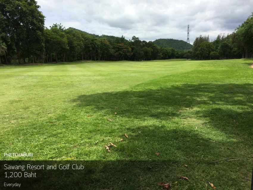 พร้อมลุย พร้อมจอง Reservation ที่ Sawang Resort and Golf Club เพชรบุรี