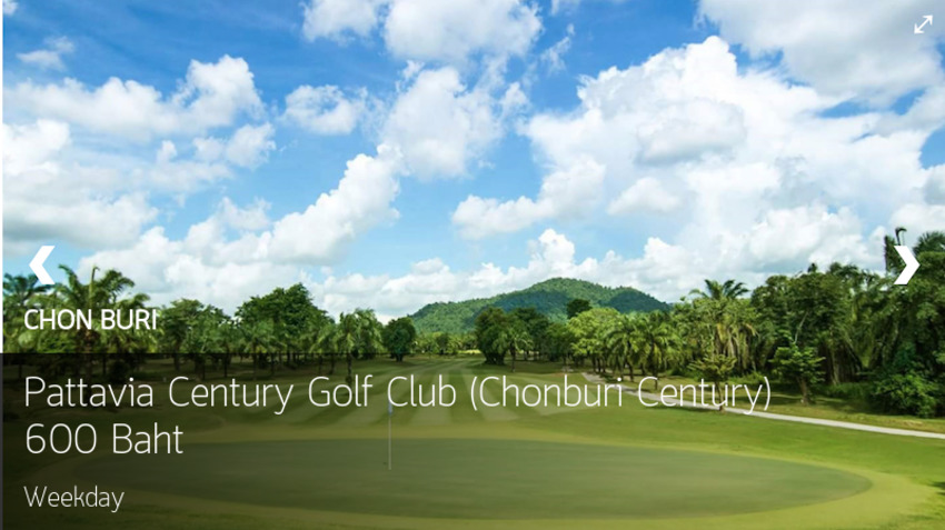 วันศุกร์บุกชลบุรี ออกรอบที่ Pattavia Century Golf Club Booking Teetime กับ golfdd จ่ายเงินที่สนามได้เลย
