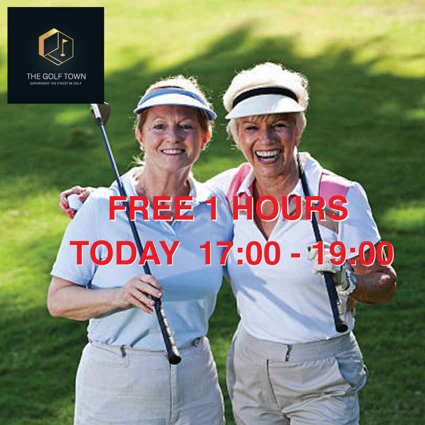 Mother day promotion from Golf Town