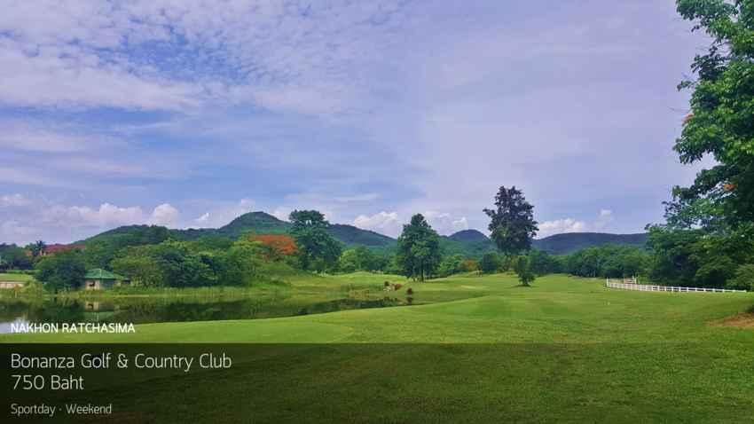 หลากหลายกิจกรรมวิถีคาวบอย ที่ Bonanza Golf and Country Club เขาใหญ่ พร้อม Booking Teetime กับ golfdd จ่ายเงินที่สนามได้เลย