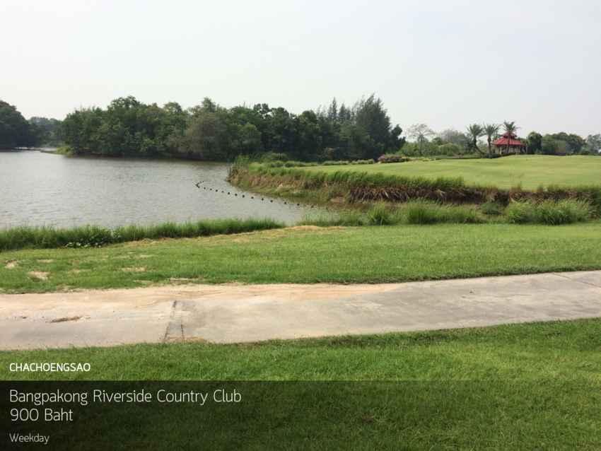 ออกรอบบรรยากาศดี ริมฝั่งแม่น้ำที่ Bangpakong Riverside Country Club ฉะเชิงเทรา พร้อม Booking Teetime กับ golfdd จ่ายเงินที่สนามได้เลย
