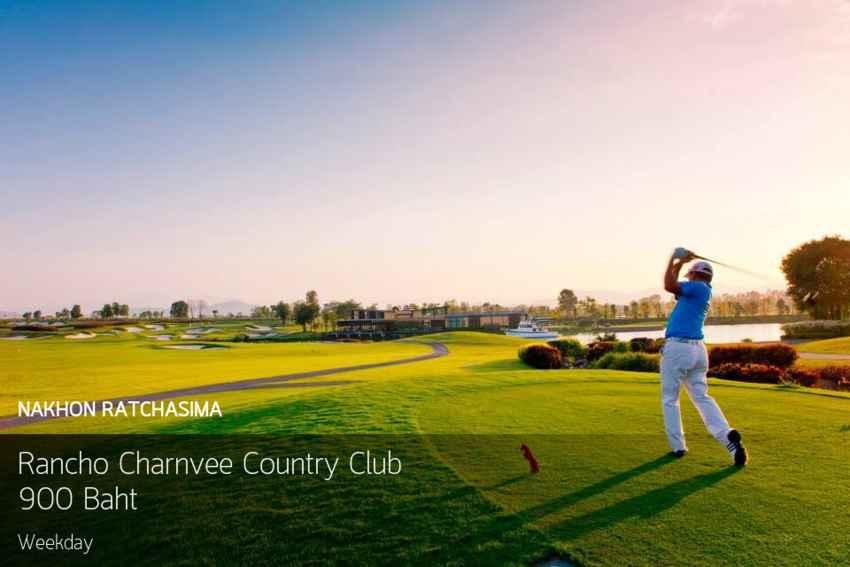 Rancho Charnvee Resort & Country Club ออกรอบสุดชิลล์ อากาศดีๆ นักกอล์ฟถูกใจสิ่งนี้