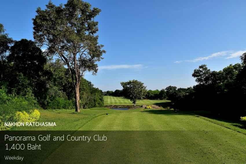 Panorama Golf and Country Club สนุก ท้าทาย สไตล์สนามภูเขา