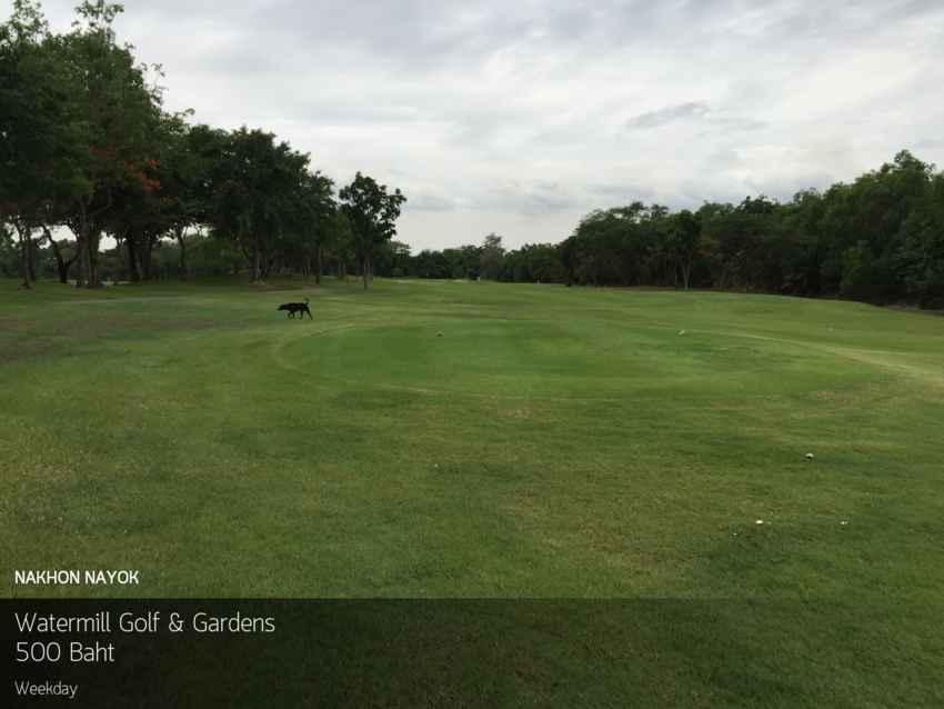 Watermill Golf Club & Resort สัมผัสกับประสบการณ์ตีกอล์ฟบนสนามระดับมืออาชีพ