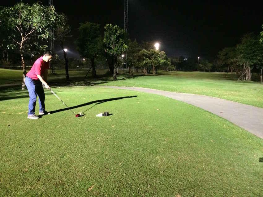 Bangkok Golf Club โดดเด่นด้วยแฟร์เวย์และกรีน อีกหนึ่งสนามเมืองปทุมธานีที่ต้องมาโดน