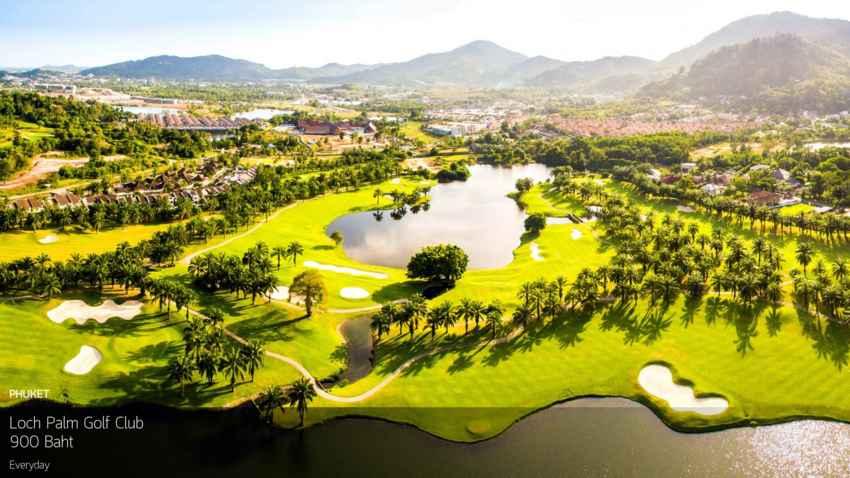 Loch Palm Golf Club  โปรใหม่ถูกกว่าคุ้มกว่า